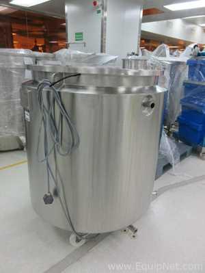 Cemsan Supraware 745 L Jacketed Pharma Vessel Suite 1-710