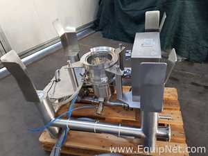 VIMA IMPIANTI MOD. TWIN VALVE - Containment valve for powder dosing
