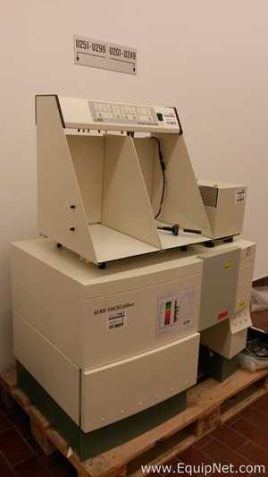 Durchfluss-Zytometer Becton Dickinson BD FACSCalibur