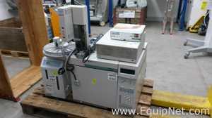 Hewlett Packard 6890 Gas Chromatograph