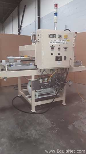 Selladora al Vacío Atlas Vac Machine Tray Sealer