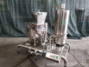 NUOVA GUSEO Mod. M100 - Micronizer jet mill