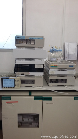 Agilent Technologies 1100 HPLC