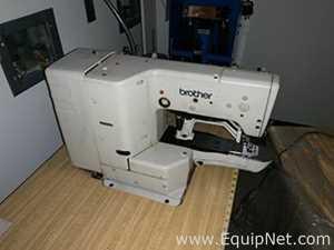 Brother Industries LK3-8430A-4 Horizontal Arm Bartack Machine