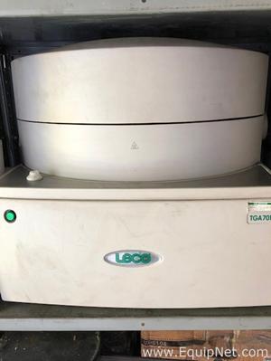 Analisador Termogravimétrico LECO Corporation TCA701