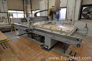 Weeke  Vantech 510DB Machining Center