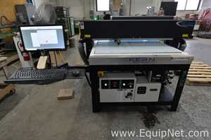 Kern Laser Systems HSE 400 Laser Cutter