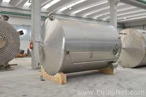 FRAU Stainless Steel 21000 Liters Tank