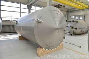 Stainless Steel 25000 Liters Tank