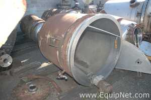 Stainless Steel 1500 Liters Tank