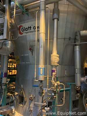 Complete Sodium Percarbonate Plant Producing 120,000 Tonnes per Year thru Glatt Fluid Bed Technology