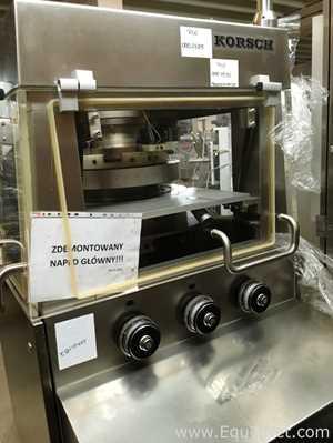 Compressora de Comprimidos Korsch PH 343