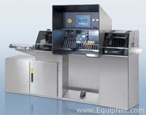 Bosch Inspection Technology, Inc. VIS-200 Semi Automatic Inspection System For Vials