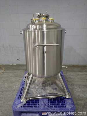 Unused T and C Stainless 150L Jacketed 316L Stainless Steel Tank