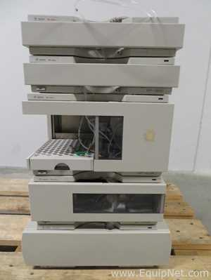 Agilent Technologies 1100 Series HPLC System with DAD Detector