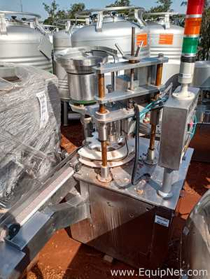 Velo Mandril Seam Capper Machine