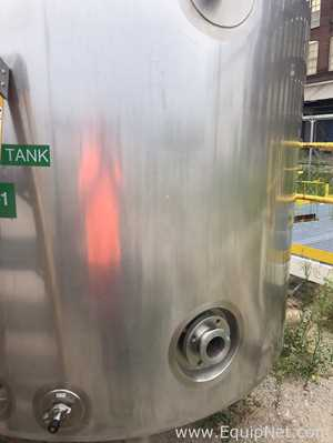 Apache Stainless Approx 1200 Gallon Stainless Steel Tank