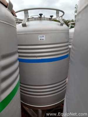 Lot with 3 Schafer 1000 Liter Aseptic Container