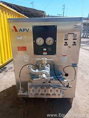Homogeneizador APV Crepaco Inc. F8870 5DL435