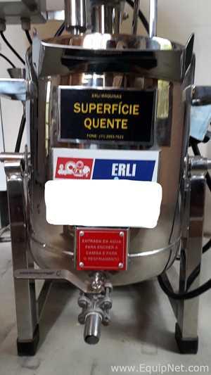 Industrial mixer Erli Maquinas BP digital 10 L