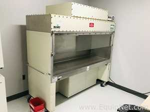 Nuaire  NU-602-SPEC  Class II Type A/BR 6' Biological Safety  Cabinet