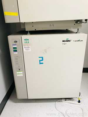 NuAire US Autoflow Automatic CO2 Water-Jacketed Double Stack Incubator
