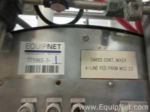 Mezclador Oakes Machine Corporation 14MC20HA