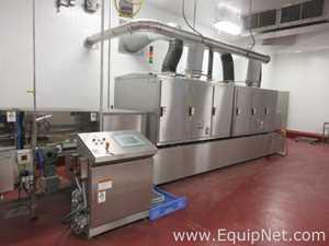 Estufa Contínua Uvox Microwaves MMM