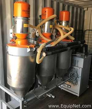 Motan Inc LUXOR 80 Air Dryer
