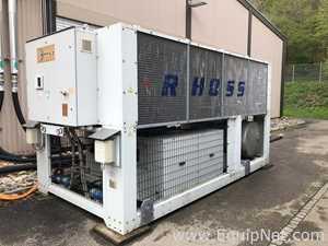 Resfriador Rhoss S.p.a. TCAESY 5350-ASDP1-CS-IM-RA-R