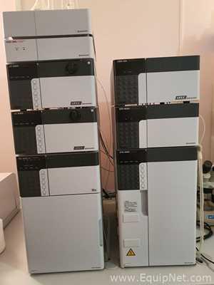 Sistema HPLC Shimadzu UFLC