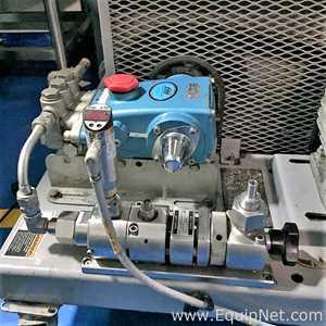 Homogeneizador Sonic Corporation Sonolator Model A