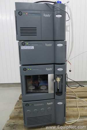 Waters Acquity UPLC System with Waters PDA Detector