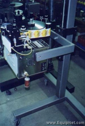 Label Aire Pressure Sensitive Labeler Model 211 41 TB