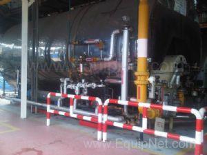 Alstom Model CFS 25000X18 Boiler