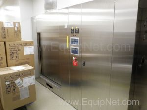 Getinge 121415ARB2 Double Door Autoclave
