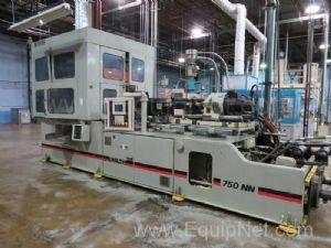 Uniloy Milcron U750-60 Blow Molding Machine