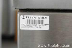 ROTA FLR50|B and FLR50|G-K Machine for Filling and Capping Vials with ROTA RW50 Machine Vial Washer