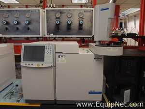 Bruker 450 Gas Chromatograph with FID