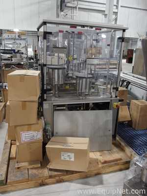 Flexicon FMB200L Monobloc Automatic Vial Filler Capper- Parts Machine