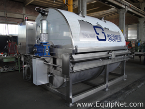 Sordi Cheese Processing Tank