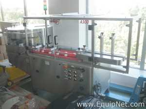 Unused IMA Swiftpack A300 Automatic Unscrambling and Blowing Machine With Elevator