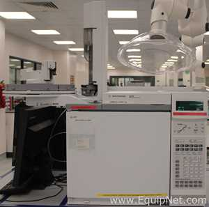 Gaschromatograph (GC) Agilent Technologies 6890 Series