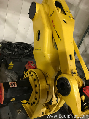 Fanuc Corporation Fanuc M-420iA R30iA  Robotic