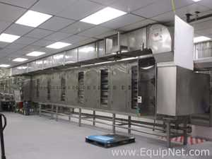 35 Foot Multi Tier Cooling Tunnel For Confectionery Products