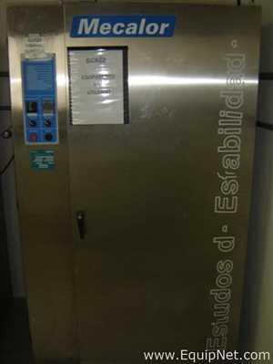 Cámara Ambientales y de Estabilidad Mecalor Industria e Comercio de Refrigeracao Ltda EC|05|AR-URC