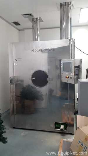 Revestidora de Superficie WS Usinagem Ltda WG 200