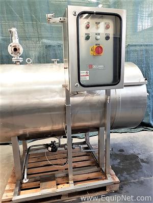 De Lama Mod. DLSG 0 CSP - Pure Steam Generator