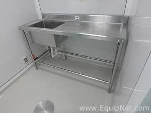 Stainless Steel Sink One Basin