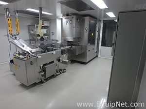 Bosch Complete Washing Depyrogenating and Filling Line for Ampoules